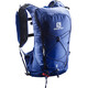 Salomon Agile 12 Backpack Set surf the web/white